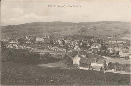 Fraize (Vosges), Vue générale