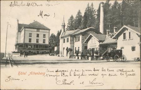 Hôtel Altenberg