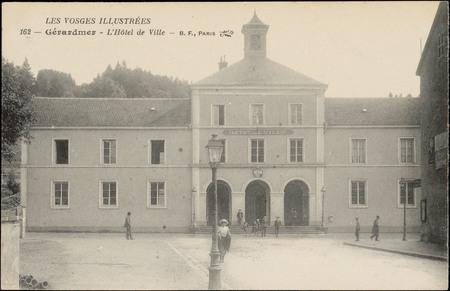 Gérardmer, L'Hôtel de Ville