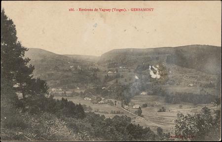 Environs de Vagney (Vosges), Gerbamont