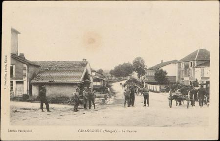 Girancourt (Vosges), Le Centre