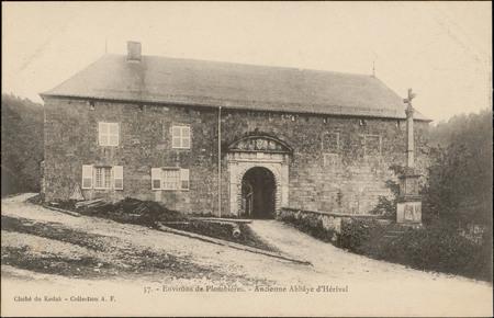 Environs de Plombières, Ancienne Abbaye d'Hérival