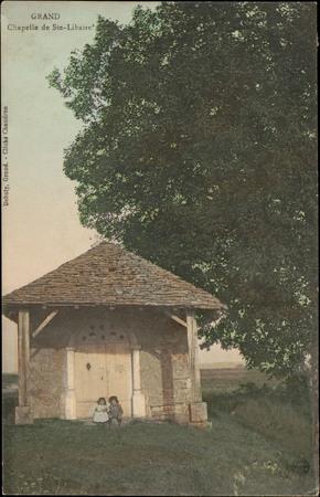 Grand, Chapelle de Ste-Libaire