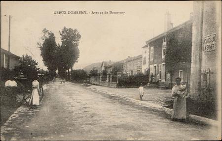 Greux Domrémy, Avenue de Domrémy