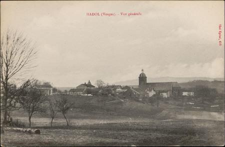 Hadol (Vosges), Vue générale