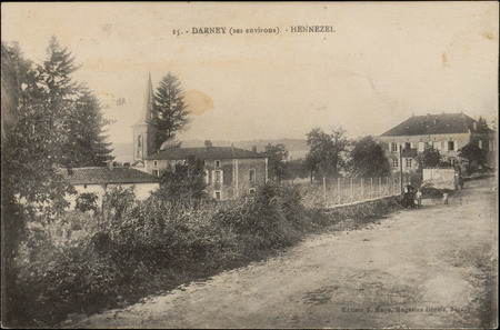 Darney (ses environs), Hennezel
