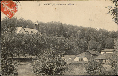 Darney (ses environs), La Hutte