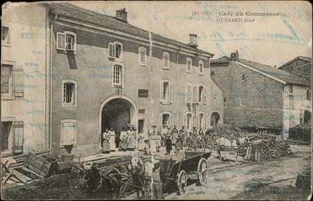 Jeuxey, Café du Commerce