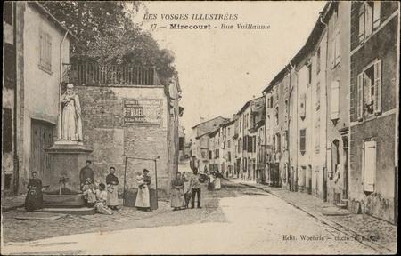 Mirecourt, Rue Vuillaume
