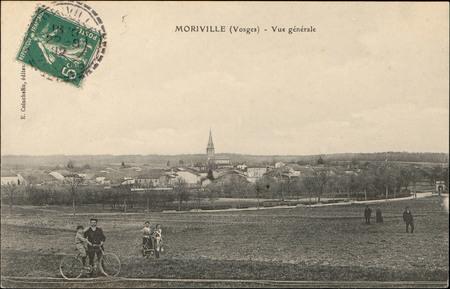 Moriville (Vosges), Vue générale