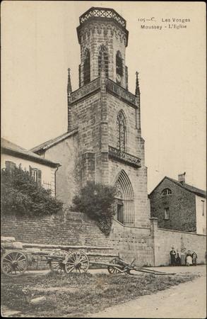 Moussey, L'Église