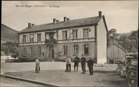 Moussey, Les Écoles