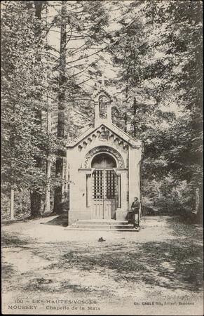 Moussey, Chapelle de la Maix