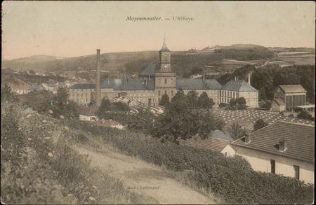 Moyenmoutier, L'Abbaye