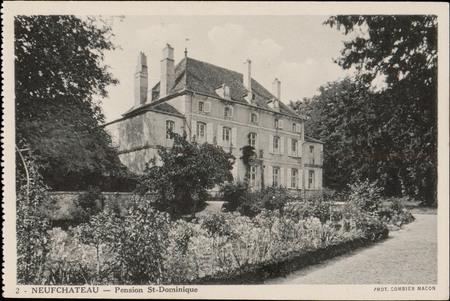Neufchâteau, Pension St-Dominique