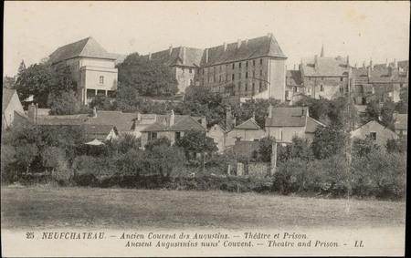 Neufchâteau, Ancien Couvent des Augustins, Théâtre et Prison […]