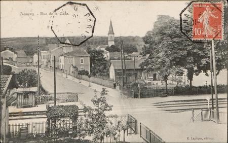 Nomexy, Rue de la Gare