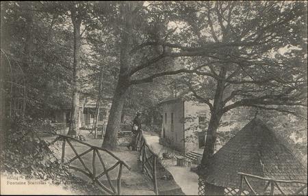 Environs de Plombières, Fontaine Stanislas