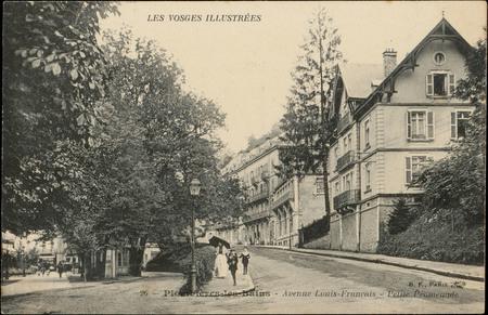 Plombières-les-Bains, Avenue Louis-Français