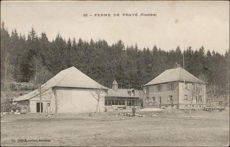 Ferme de Prayé (Frontière)