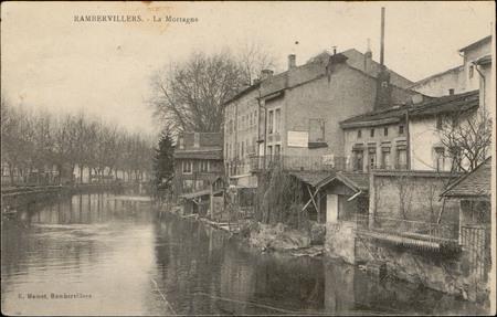Rambervillers, La Mortagne