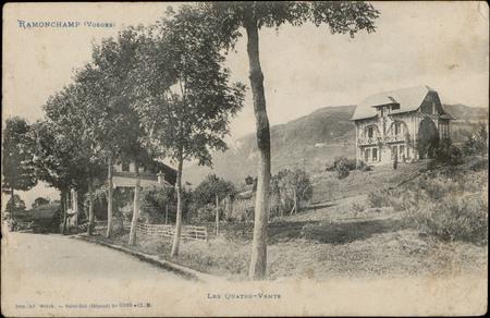Ramonchamp (Vosges), Les Quatre-Vents