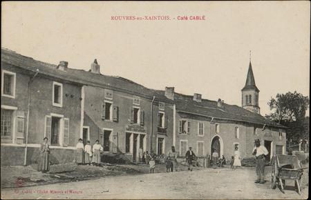 Rouvres-en-Xaintois, Café Cablé