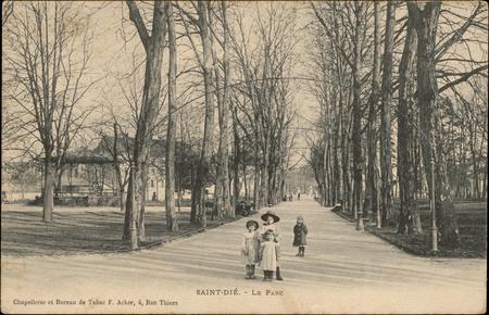 Saint-Dié, Le Parc