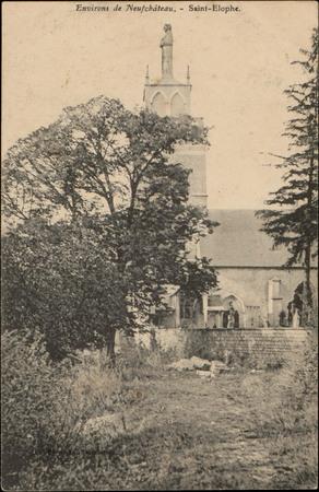 Environs de Neufchâteau, Saint-Elophe
