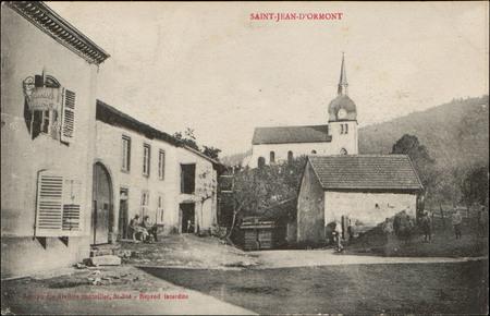 Saint-Jean-d'Ormont