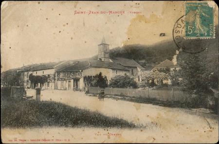 Saint-Jean-du-Marché (Vosges), Vue du Centre