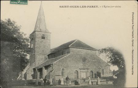 Saint-Ouen-les-Parey, L'Église (Xve siècle)
