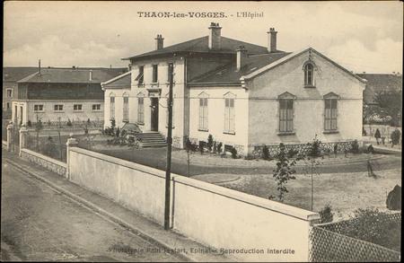 Thaon-les-Vosges, L'Hôpital