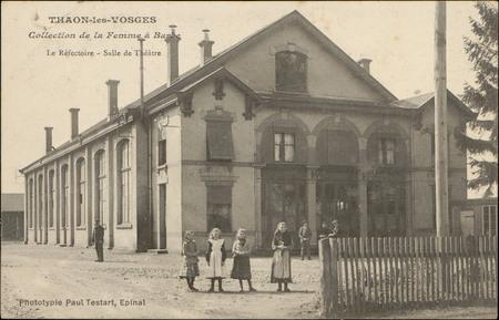 Thaon-les-Vosges, Le Réfectoire, Salle de Théâtre