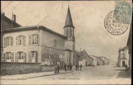 Thaon, Grande-Rue