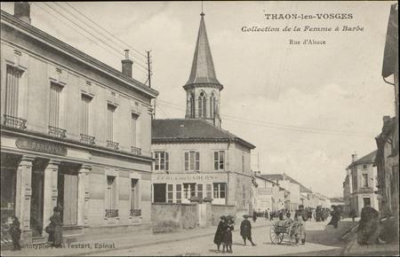 Thaon-les-Vosges, Rue d'Alsace