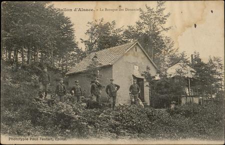 Ballon d'Alsace, La Baraque des Douaniers