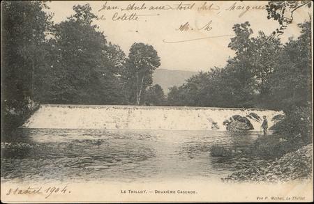 Le Thillot, Deuxième Cascade