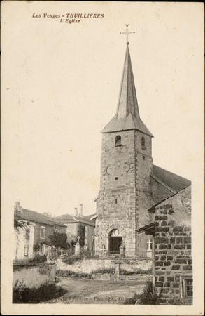 Thuillières, L'Église