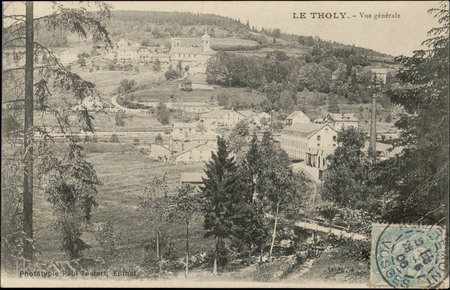 Le Tholy, Vue générale