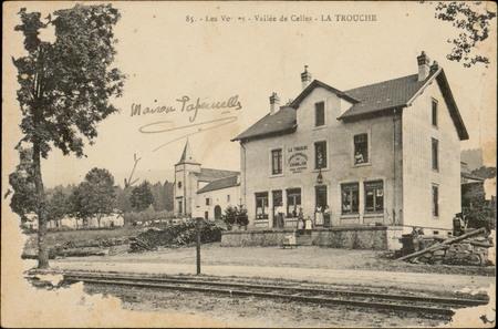 Vallée de Celles, La Trouche