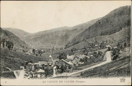 La Vallée du Valtin (Vosges)