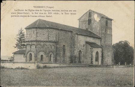 Vicherey (Vosges), Le Chœur de l'Église […]