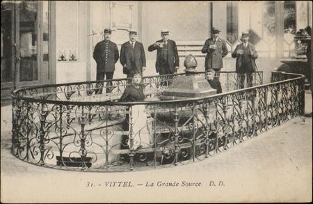 Vittel, La Grande Source