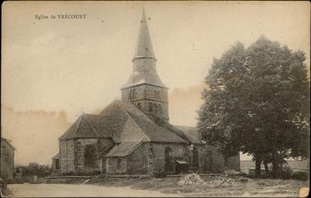 Église de Vrécourt