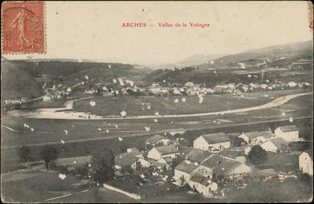Arches, Vallée de la Vologne