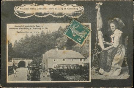 Frontière franco-allemande entre Bussang et Wesserling […]