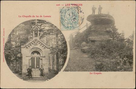 La Chapelle du lac de Lamaix, Le Coquin