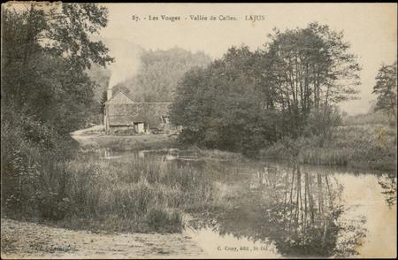 Vallée de Celles, Lajus