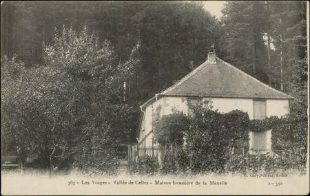Vallée de Celles, Maison forestière de la Ménelle